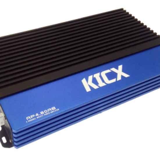 4-канальный усилитель KICX AP 4.80AB