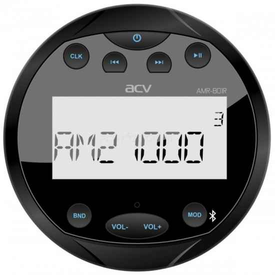 Автомагнитола 1DIN ACV AMR-801R