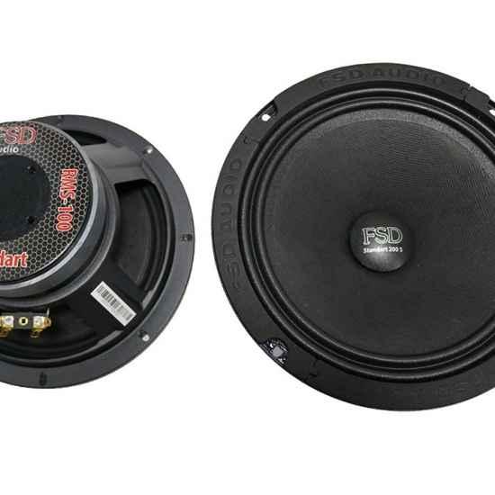 Среднечастотный динамик  FSD audio Standart 200M V2