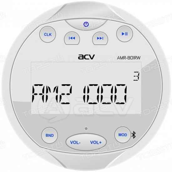 Автомагнитола 1DIN ACV AMR-801RW