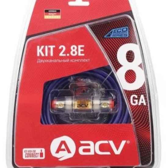 Кабель для акустики ACV KIT 2.8E