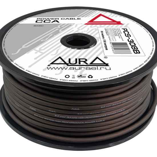Силовой кабель AURA PCS-320B