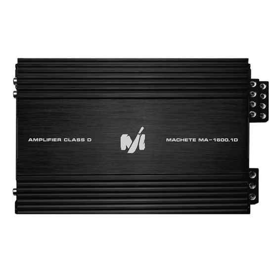 1-канальный усилитель Alphard MACHETE MA-1600.1D
