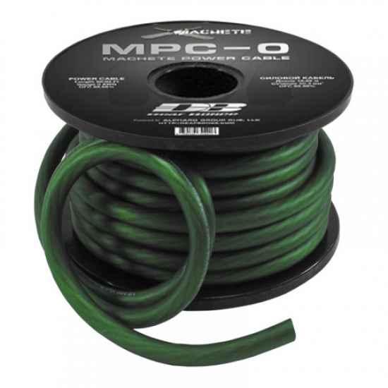 Силовой кабель Alphard MPC-0GA Green