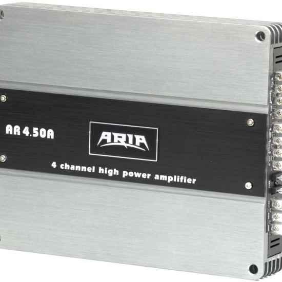 4-канальный усилитель Aria AR4.50A