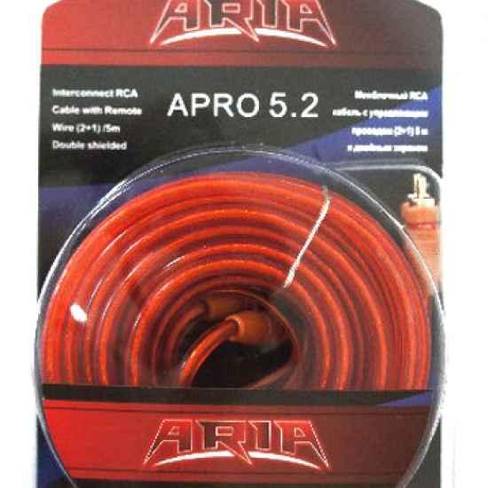 Кабель для акустики Aria APRO 5.2