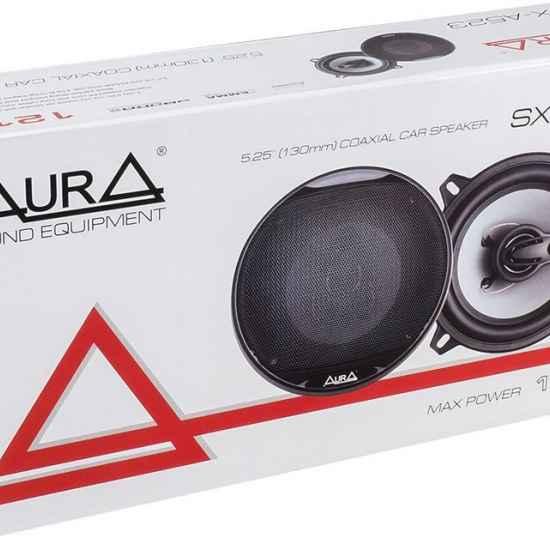 Коаксиальная акустика Aura SX-A523