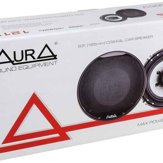 Коаксиальная акустика Aura SX-A653