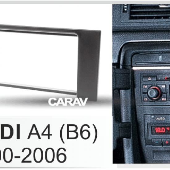 Переходная рамка 1DIN CARAV 11-006