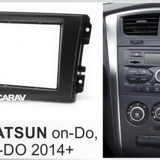 Переходная рамка 2DIN CARAV 11-008