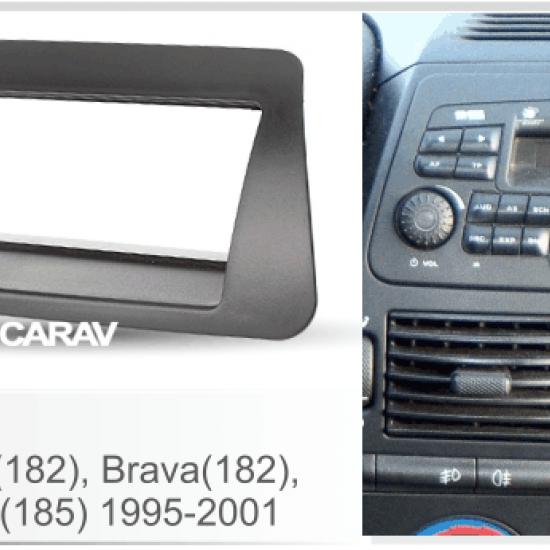Переходная рамка 1DIN CARAV 11-017