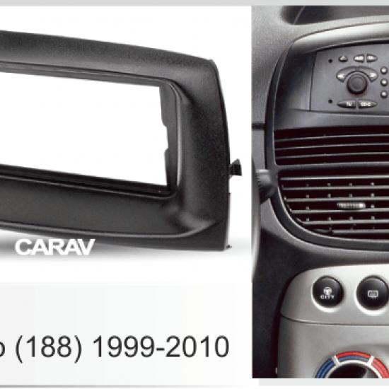 Переходная рамка 1DIN CARAV 11-018