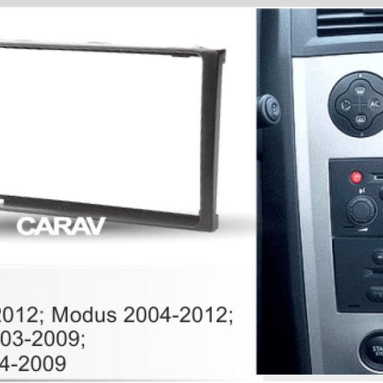 Переходная рамка 1DIN CARAV 11-032