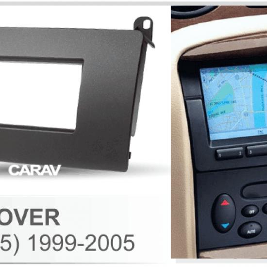 Переходная рамка 1DIN CARAV 11-033