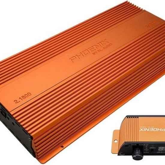 2-канальный усилитель DL Phoenix 2.1800