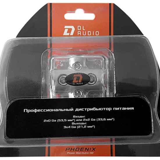 Дистрибьютор питания DL Distrib.02