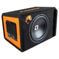 DL Piranha 12A black