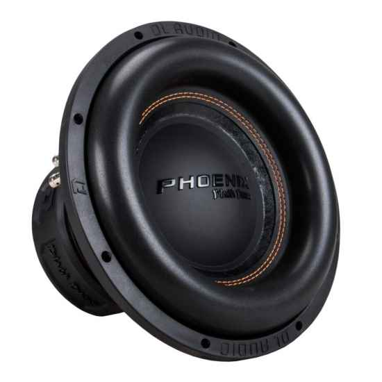 Сабвуфер DL Phoenix Black Bass15