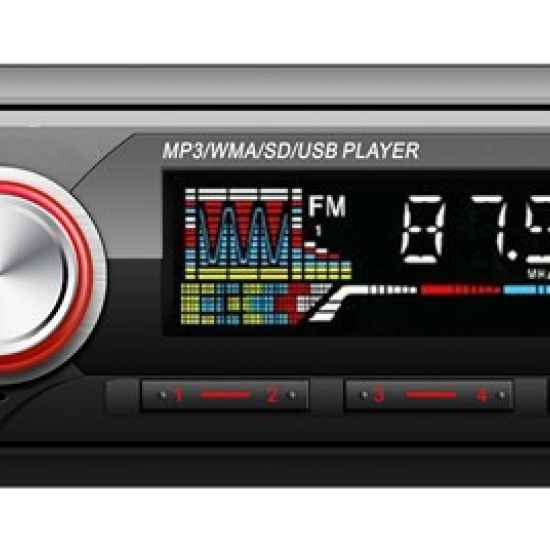 Автомагнитола 1DIN FarCar D2001