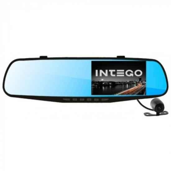 Видеорегистратор зеркало Intego VX-410MR