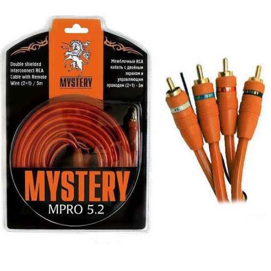 Кабель для акустики Mystery MPRO 5.2