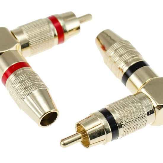 RCA-коннектор Aura RCA-P230