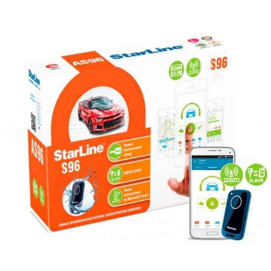 Автосигнализация Star Line S96BT GSM