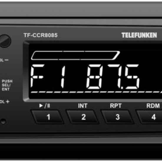 Автомагнитола 1DIN Telefunken CCR8085