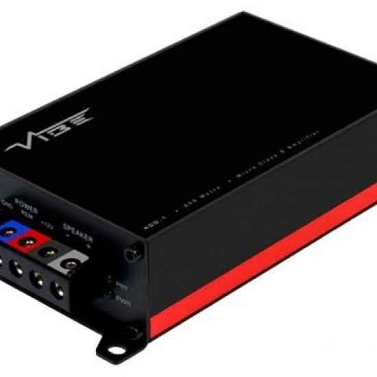 1-канальный усилитель VIBE POWERBOX400.1M-V7