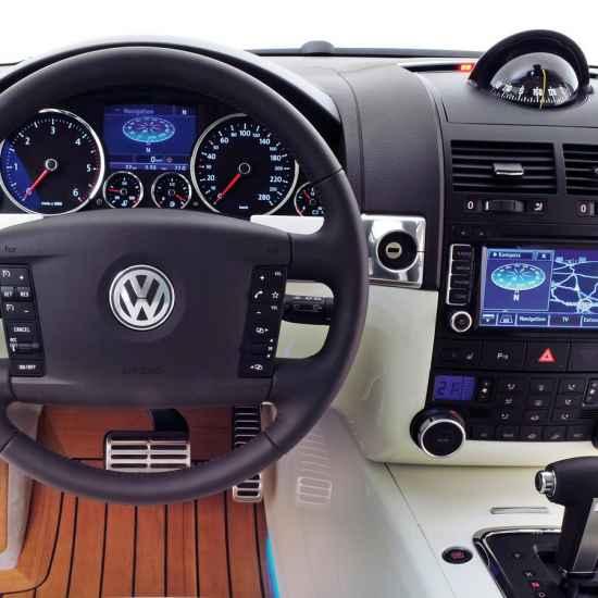Переходная рамка Aura AFA-VW02