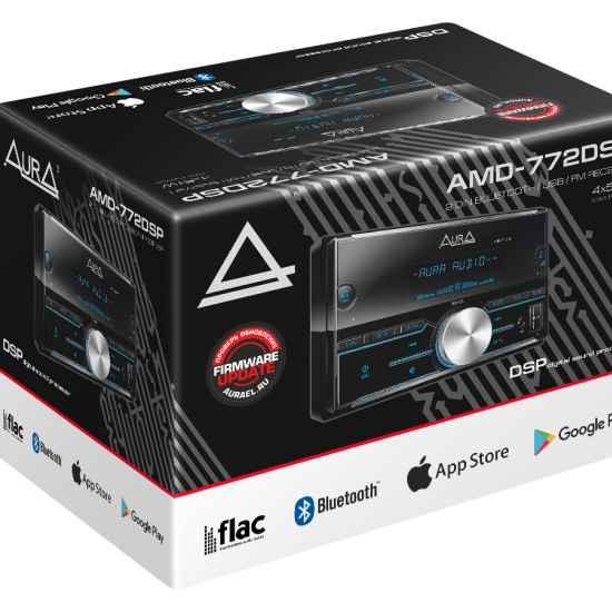 Автомагнитола Aura AMD-772DSP