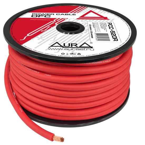 Силовой кабель Aura PCC-535R