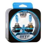 Titanium HB3 (9005) 12V 65W 4300к