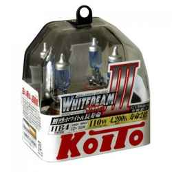 KOITO P0757W 9006 HB4 WHITEBEAM 12V 55W (110W)