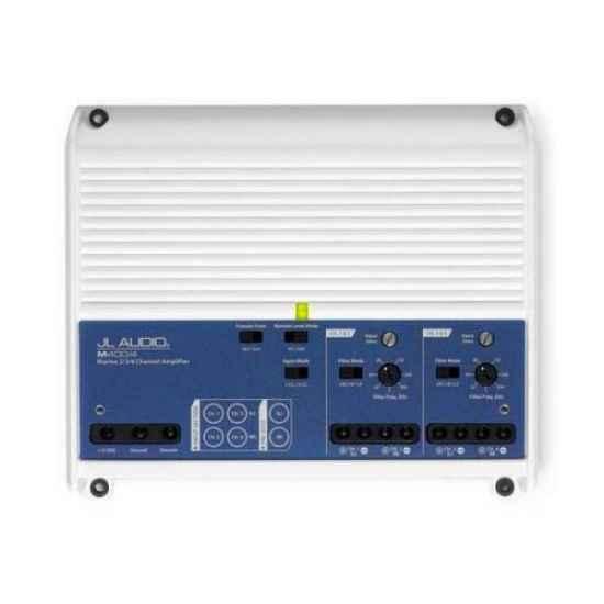 4-канальный усилитель JL Audio M400/4