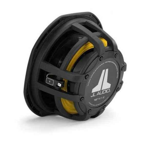 Пассивный сабвуфер JL Audio 10TW1-2