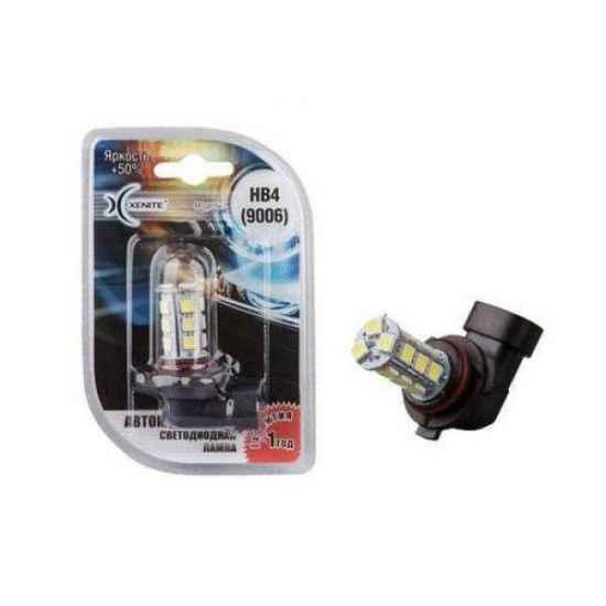 Автосвет XENITE 9006 HB4 - 18SMD 5000K +50% 300 Lm