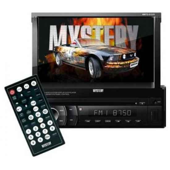 Автомагнитола 1DIN Mystery MMTD-9122S