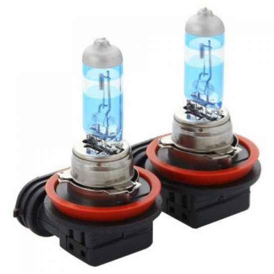 Галогеновая лампа MTF Argentum+80% H11 12V 55W 4000к