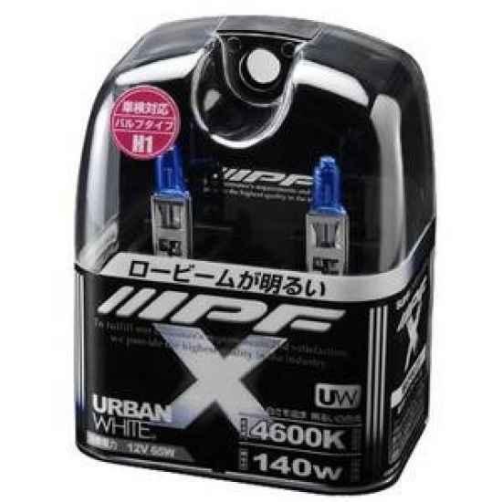 Галогеновая лампа IPF X URBAN WHITE H3 VX27 4600K