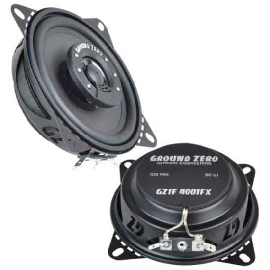Коаксиальная акустика Ground Zero GZIF 4001FX