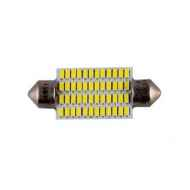T11 C5W S4811 48SMD 41мм, 580Lm