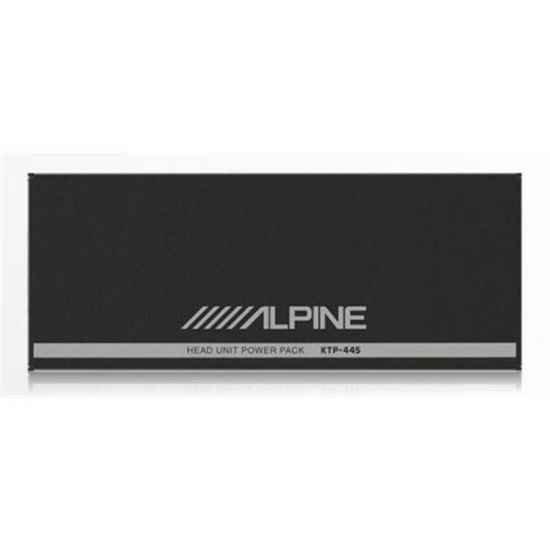 4-канальный усилитель Alpine KTP-445A