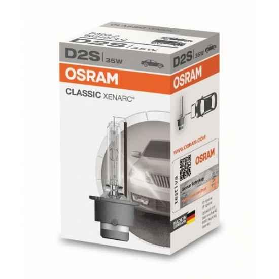 Автосвет OSRAM 66240CLC D2S 35W