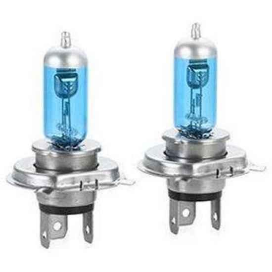 Галогеновая лампа ClearLight WhiteLight H4 12V-55W