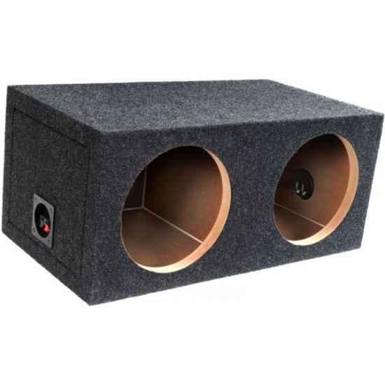 Корпуса для сабвуфера ALPHA BOX-2x12-100-T-LUX