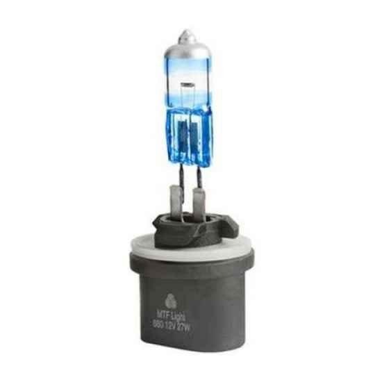 Галогеновая лампа MTF Argentum+80% H27-880 12V 27W 4000к