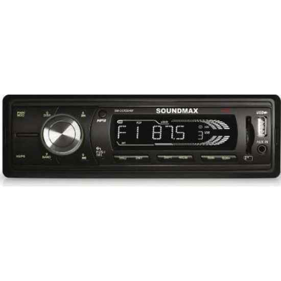 Автомагнитола 1DIN Soundmax SM-CCR3048F