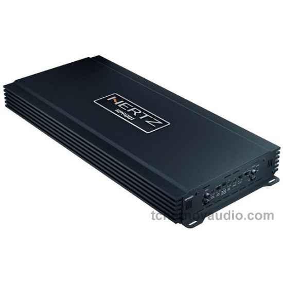 2-канальный усилитель Hertz HP 802