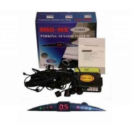 Парктроники Sho-Me Y-2622 N04 Black